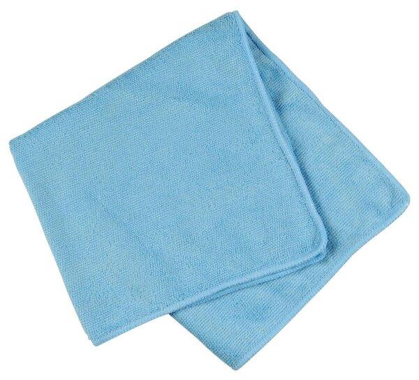 Mikrofasertücher Standard 40x40 cm Blau