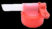 Kanisterabfüller - Kanisterauslaufhahn